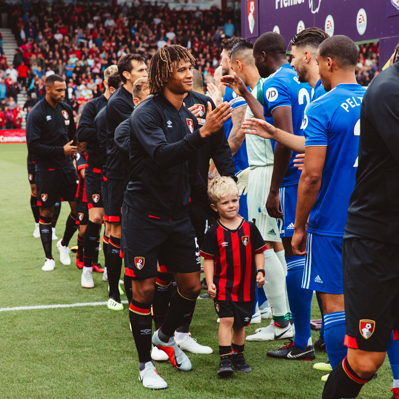 WIN a AFCB Mascot Package!
