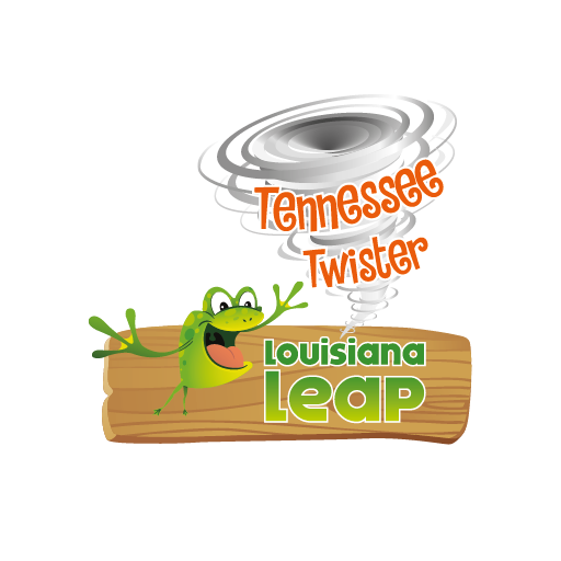 Tennessee Twister & Louisiana Leap